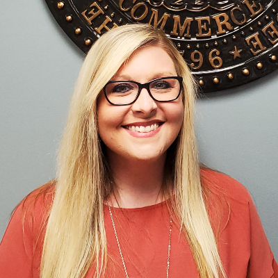 Campbell County TN Property Assessors Office employee Brittany