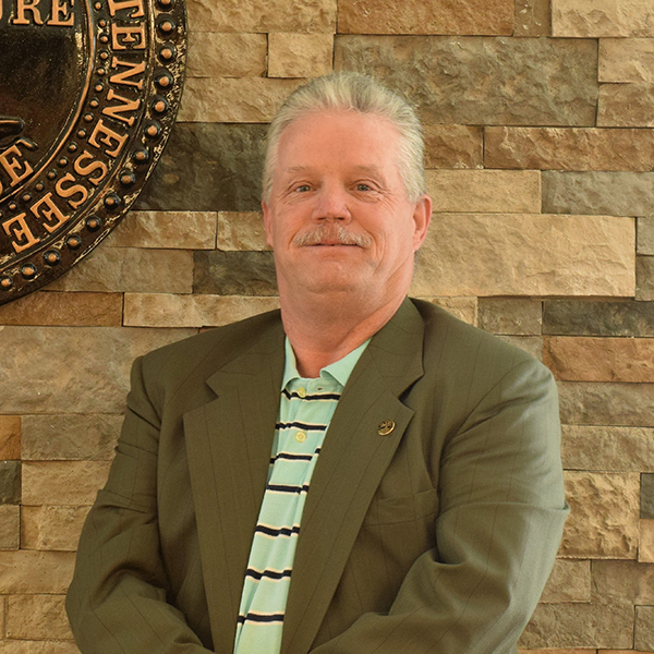 Campbell County Commissioner Scotty Kitts