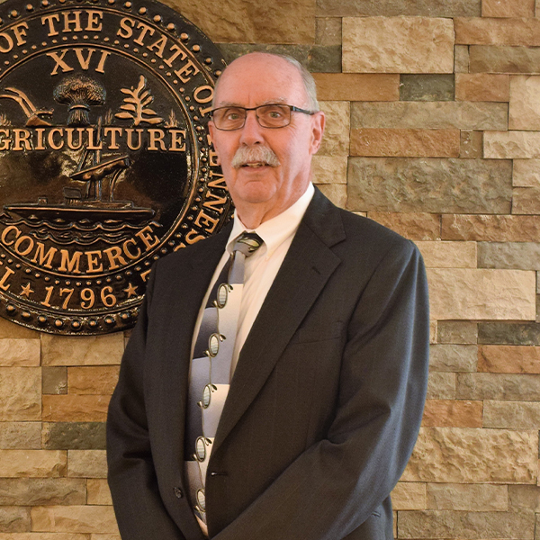 Campbell County Commissioner Clifford Kohlmeyer District 2