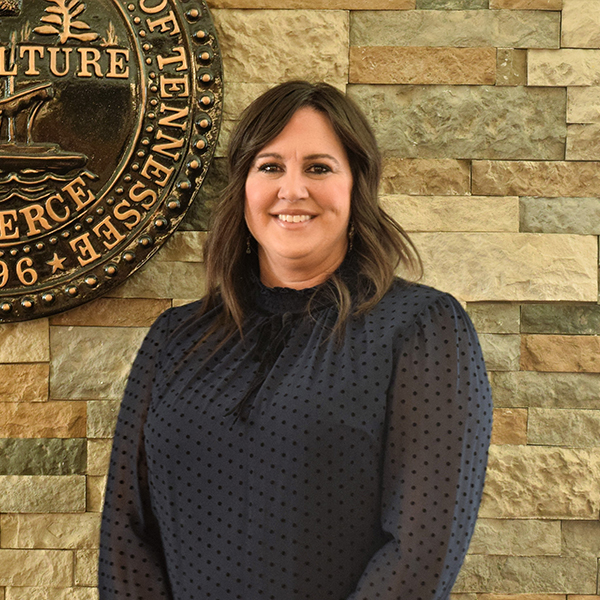 Campbell COunty Commissioner Lisa Lester