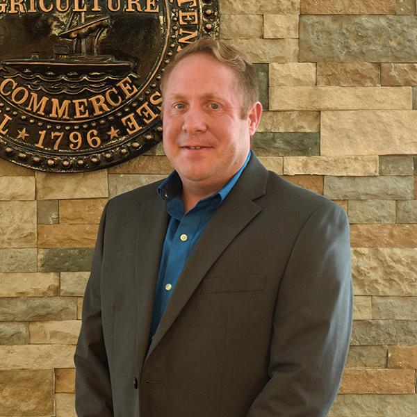 Campbell County Commissioner Robert Higginbotham