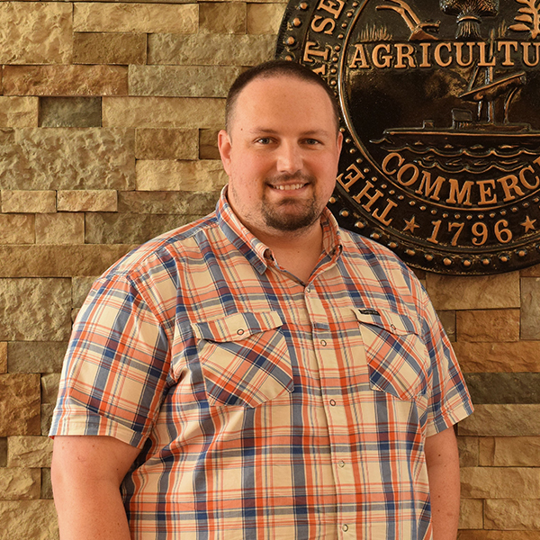 Campbell County Commissioner Tyler King, district 5