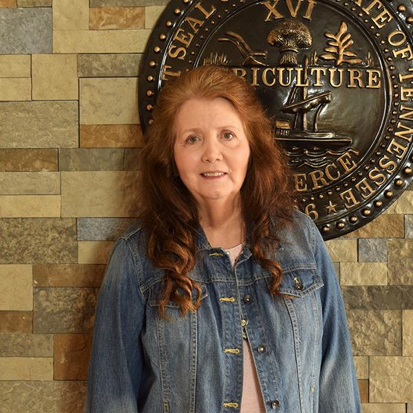 Campbell County TN County Clerk Alene Baird