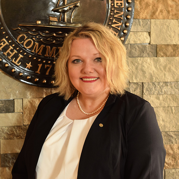 County Mayor's Office employee April Ray-Berry