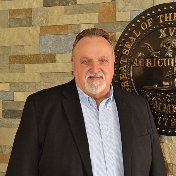 Campbell County Deputy Mayor John L Vanover